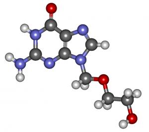 aciclovir-formula