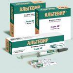 Альтевир: правила применения, действие, особенности препарата
